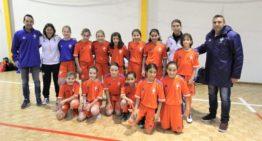 GALERÍA: La Selecció Valenta de futsal Sub-12 se impuso en su amistoso al Burriana (2-0)