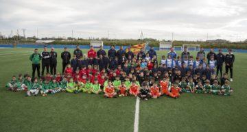 Sport Base Ontinyent, Ciutat de València y otros diez Prebenjamines superan la Jornada 3 de la X Copa Federación