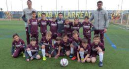 El Benjamin F del Villarreal y su crecimiento desde la solidez defensiva
