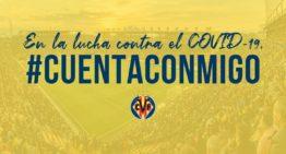 El Villarreal CF y la Fundación Carlos Bacca repartirán más de 200 comidas diarias a Cáritas Villarreal