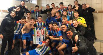 El fútbol FFCV antes del Covid-19 (II): Liga Nacional Juvenil (Grupo 8)