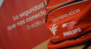 '¿Juegas con corazón? Protégelo': el lema de cardioprotección de los eventos FFCV