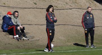 Montse Tomé confía en Fiamma y Salma para España Sub-17 en su amistoso ante el Villarreal