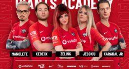 Vodafone Giants apuesta por el talento amateur femenino para su Academy