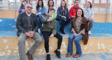 VIDEO: Tarjeta verde (en diferido) para la madre del UD Altea-FB Denia que frenó comentarios violentos