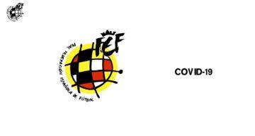 VIDEO: Subvenciones, ayudas y medidas tomadas por la RFEF para combatir la crisis del Covid-19