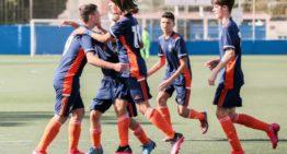 La Selecció FFCV Sub-14 tumba a Murcia y entra en la Fase Final por la puerta grande (0-4)