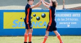 La Selecció FFCV Sub-16 de Lafora derrotó a Murcia y entra a la Fase final con pleno de puntos (0-3)
