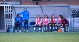 Fonsi Céspedes (VCF Femenino 'D'): 'Mi objetivo es formar al máximo y lo mejor posible a las jugadoras'