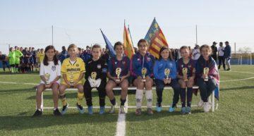GALERÍA: La Copa Federación Femenina en El Planter puso el broche a la II Setmana Valenta