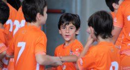 Termina la primera fase de la nueva Liga Prebenjamín FFCV de fútbol sala con valoraciones 'positivas'