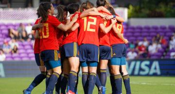 La UEFA comunica la suspensión de los partidos clasificatorios de la Selección Española Femenina ante Moldavia y República Checa
