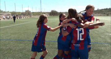 Confirmados horarios y grupos de la Copa Federación Femenina de Fútbol Base que cerrará la II Setmana Valenta