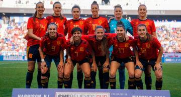 La selección española es la que más puntos suma en la última clasificación FIFA