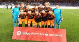 El torneo LaLiga Promises Nacional 2020, aplazado hasta junio como precaución por el coronavirus