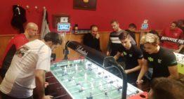 Fútbol en los bares: el futbolín en España se detiene a la espera de que pase la tormenta