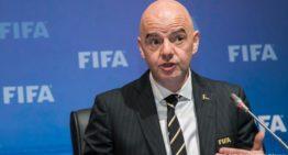 La pandemia obliga a la FIFA a modificar el calendario internacional