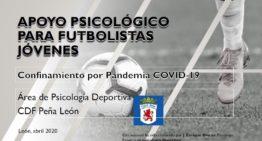 GALERÍA: Claves y trucos para el apoyo psicológico en futbolistas jóvenes