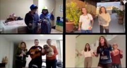 VIDEO: La respuesta del fútbol FFCV al #ResistiréChallenge