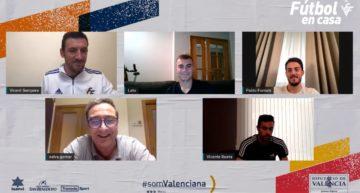 Salva Gomar propone el retorno de la Selección Valenciana Absoluta en un partido solidario contra el Covid-19