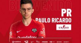 Vodafone Giants ficha a Paulo 'PR' Silva para el equipo masculino de CS:GO