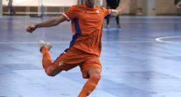 El internacional Nacho Gómez sorprende a la Selecció Valenciana sub14 masculina de futsal