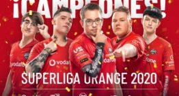 Vodafone Giants conquista la Superliga Orange de League of Legends por sexta vez