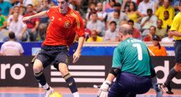 Carlos Ortiz, capitán de la Selección Española de Fútbol Sala, se apunta al Curso Online FFCV de Monitor de Futsal