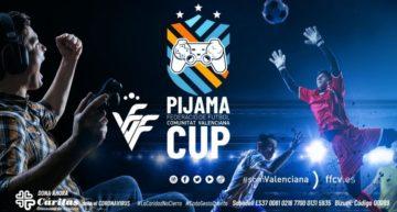 La 'Pijama Cup' FFCV permitirá a los equipos de Autonómica Cadete batirse al FIFA20 del 16 al 19 de abril