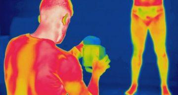 Termografía infrarroja para un regreso al fútbol más seguro tras el Covid-19