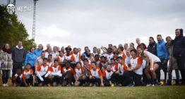 La Fundació VCF vuelve a recalcar el papel 'motivador' del proyecto Escoles COR Blanquinegre para sus colegios