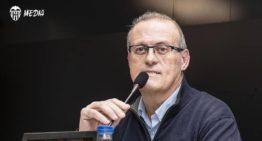 La Agrupació de Penyes del Valencia CF aporta 10.000 euros para las residencias durante el Covid-19