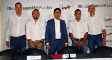 Moción de censura de cuatro miembros de la Junta de AFE contra el presidente David Aganzo