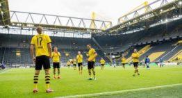 Estadios vacíos, las celebraciones de goles y la afición en tiempo de pandemia