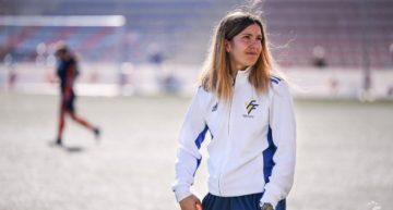Andrea Esteban deja la FFCV y fichará por el cuerpo técnico del VCF Femenino