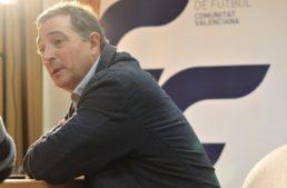 Gomar, en la semana clave para la resolución FFCV: 'Es imposible que todos acaben contentos'