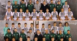 El Cadete 'A' y el Infantil 'A' del CD Castellón seguirán una temporada más en la élite del fútbol base