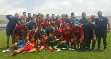 VIDEO: El Villarreal conquista ante el Roda la IV Copa Federación Juvenil (1-2)