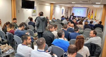 La FFCV ofrece a sus empleados un curso online sobre protocolo de actuación ante el COVID-19