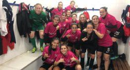 Esther García (Inprosports San Vicente): 'El cambio del fútbol femenino ha sido brutal en los últimos años'