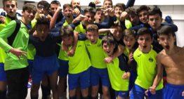Todos los ascensos en la categoría Infantil FFCV para la temporada 2020-2021