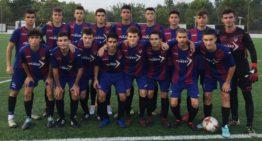 El Juvenil 'B' de la UD Alzira celebra su campeonato en Preferente 19-20 y luchará por el ascenso a Liga Nacional