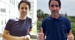 Redondo y Alegre (CD Malilla): 'Más exigencia que la que nos pondremos nosotros no va a haber'