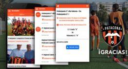 Salva Pons (Patacona CF): 'Los métodos de comunicación hasta la fecha se quedan a años luz de la App para Clubs de Fútbol'
