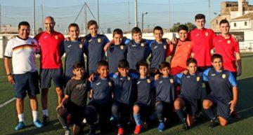 El Atlético Cabanyal se muestra disconforme con los posibles ascensos en el Grupo 13 de la Segunda Regional Infantil