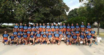 Rehab Esport Aldaia cumple seis años promoviendo el triatlón con el reto de crear una escuela para los jóvenes