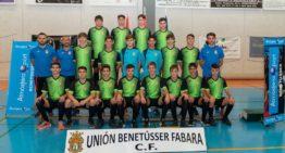 Unió Benetusser-Favara pone en valor sus tres conquistas ligueras y cuatro ascensos