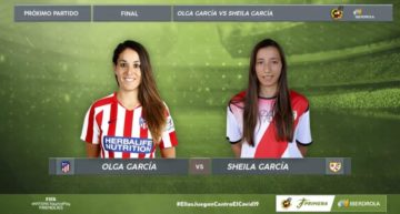 Sheila García (Rayo Vallecano) conquista la primera edición del Torneo GamHer de FIFA20