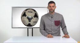 VIDEO: Historia de los balones de los Mundiales de fútbol