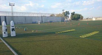 El Masteam Massamagrell pide la reactivación de los entrenamientos con una propuesta del terreno de juego dividido en parcelas